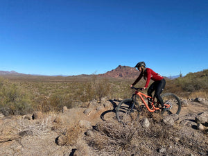 FIELD TEST FRIDAY: HAWES TRAIL SYSTEM AZ