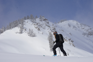 FIELD TEST FRIDAY: BACKCOUNTRY SKIING UTAH