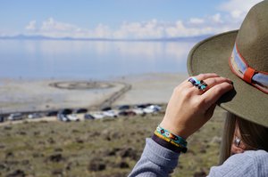 FIELD TEST FRIDAY: THE SPIRAL JETTY