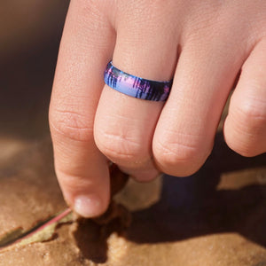 Adventure Collection Flexible Ring - Galena