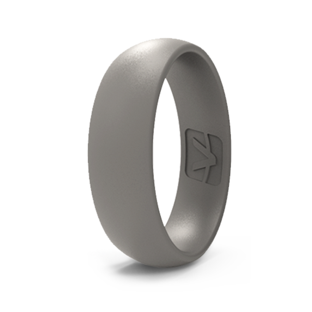 Classic Collection Silicone Ring - Slate