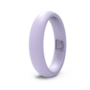 Classic Collection Silicone Ring - Thin - Purple Heather