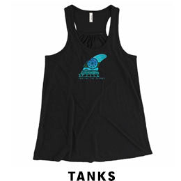 Jungle Swell Women's Tanks