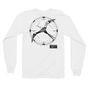 "Journey ""Hawaiian Star Compass"" Long Sleeve T-Shirt"