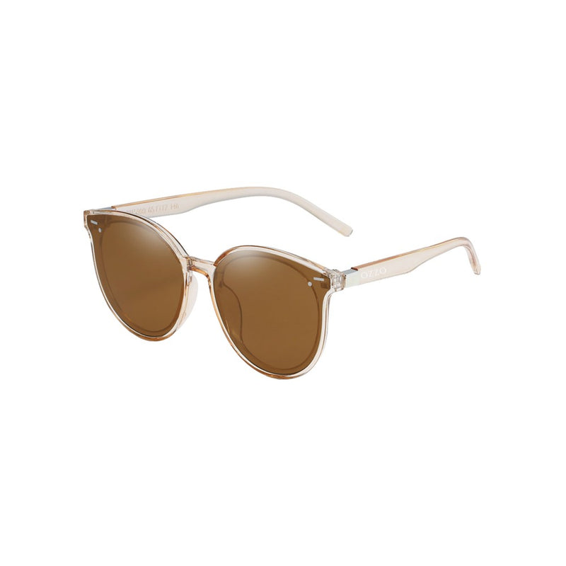 Blanc Beaming Brown Sunglasses