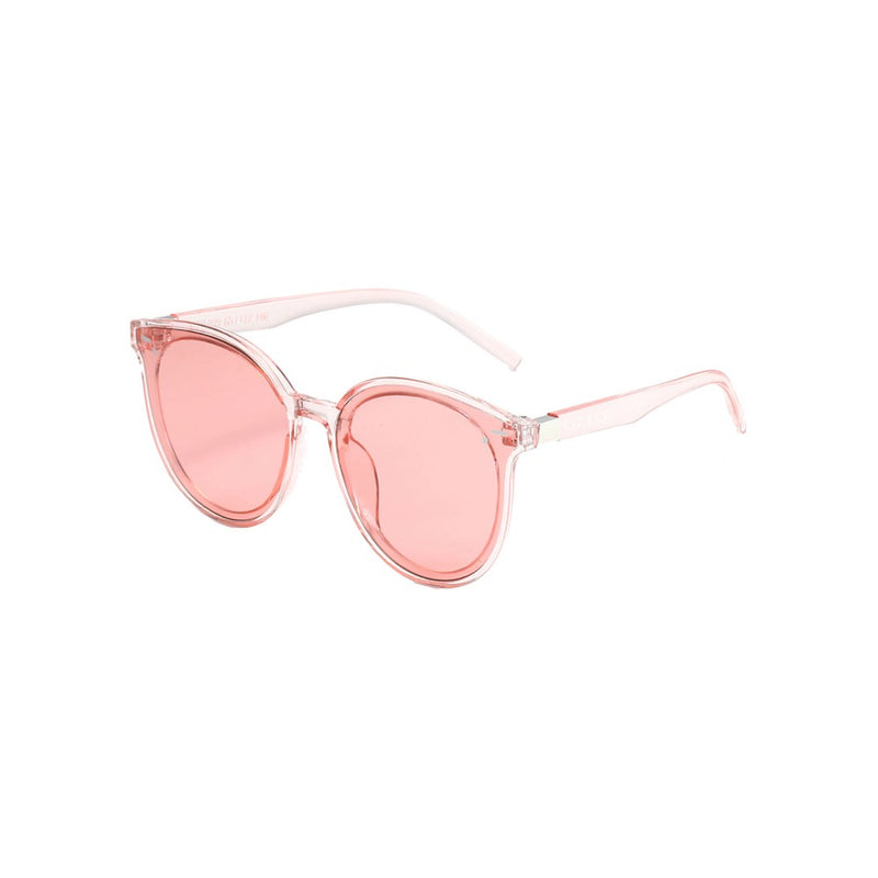 Blanc Playful Pink Sunglasses