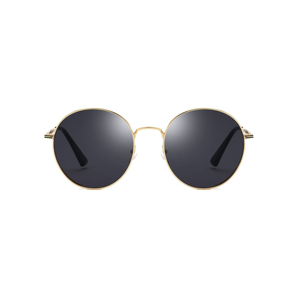 Crown Bold Black Sunglasses