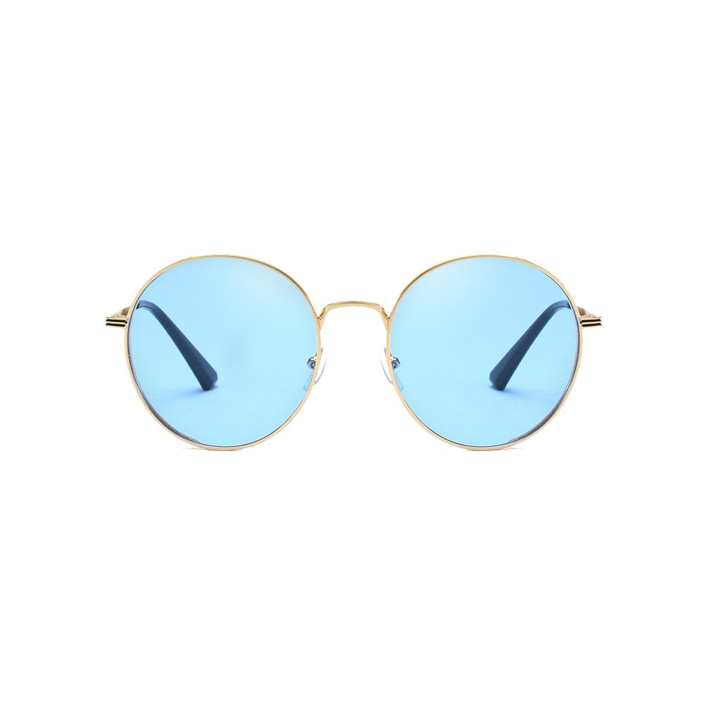 Crown Brilliant Blue Sunglasses
