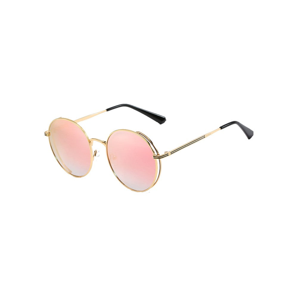 Crown Playful Pink Sunglasses