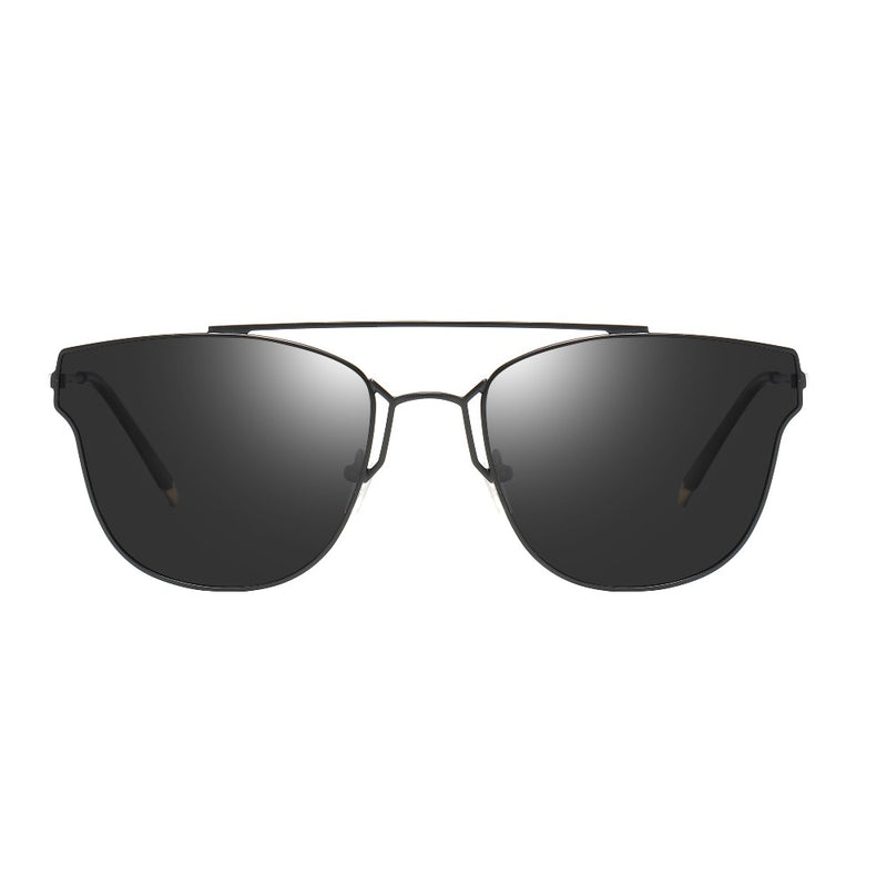 Hero Bold Black Sunglasses