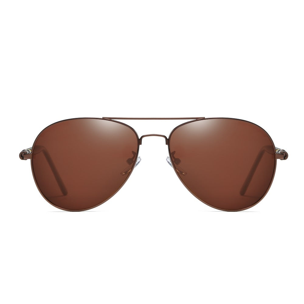 Jukebox Beaming Brown Sunglasses