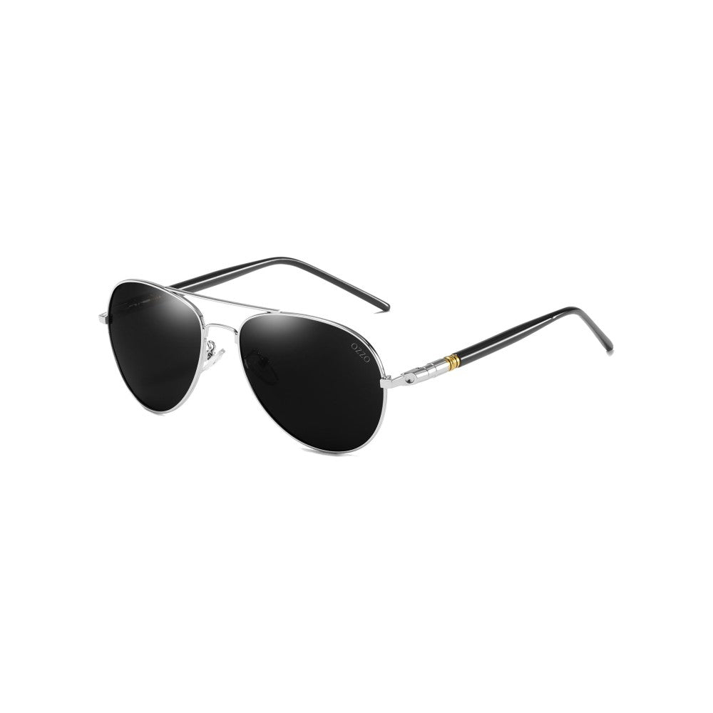 Jukebox Shining Silver Sunglasses