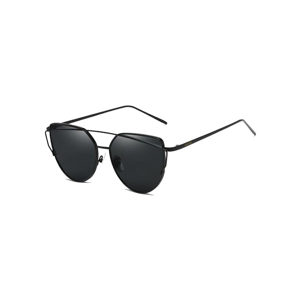 Lunette Bold Black Sunglasses