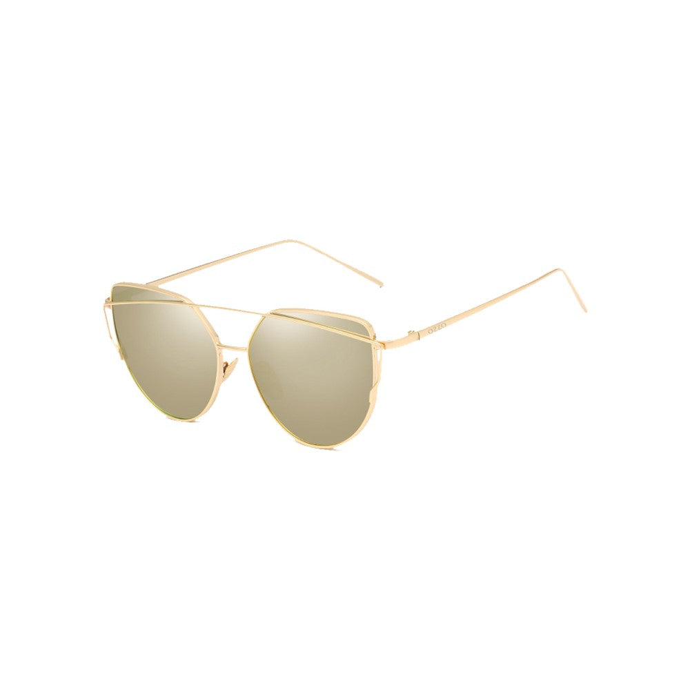 Lunette Gallant Gold Sunglasses