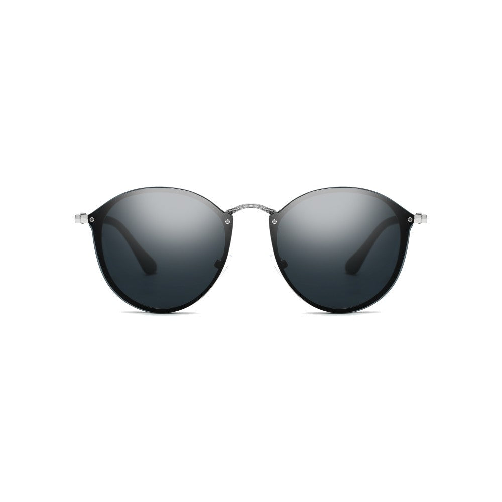 Royale Bold Black Sunglasses