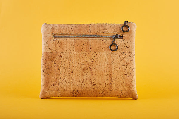 Classic clutch by Raw Angel Apparel