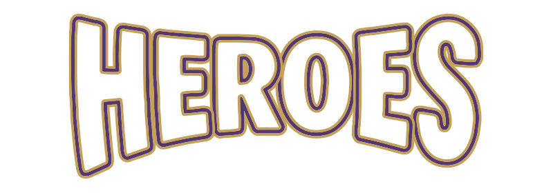 Personalised Cadbury Heroes