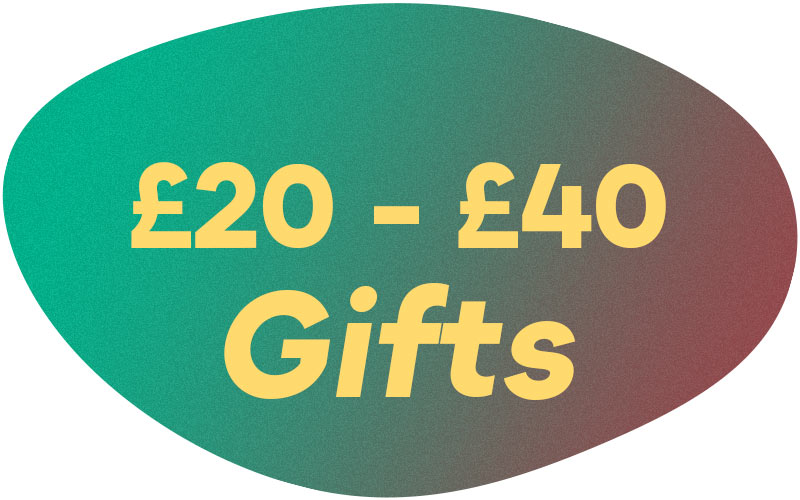 £20 - £40 Gifts