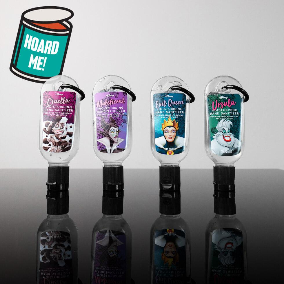 Disney Villains Hand Sanitisers