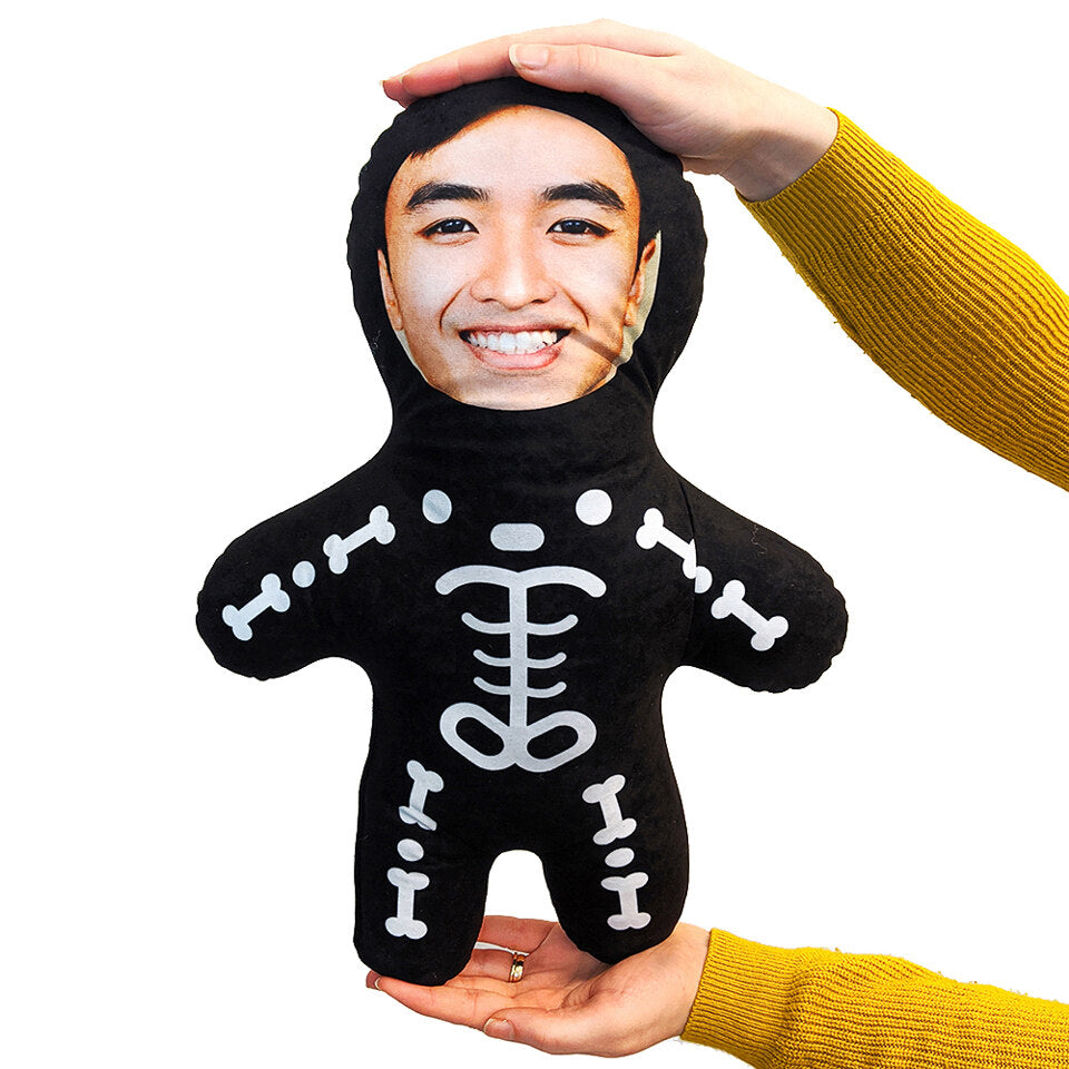 Mini Me Skeleton - Personalised Doll
