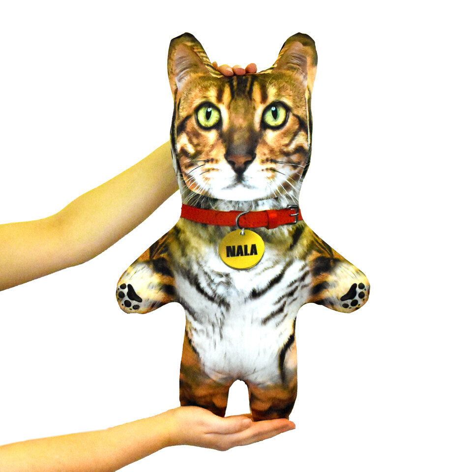 Pet Mini Me Tiger Cat - Personalised Doll