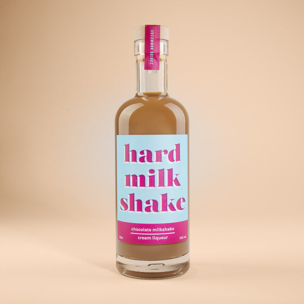 Chocolate Hard Milkshake Liqueur