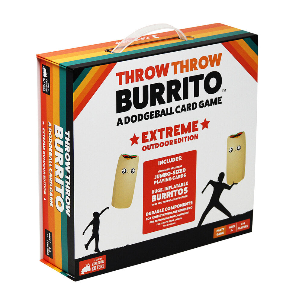 Throw Throw Burrito XL