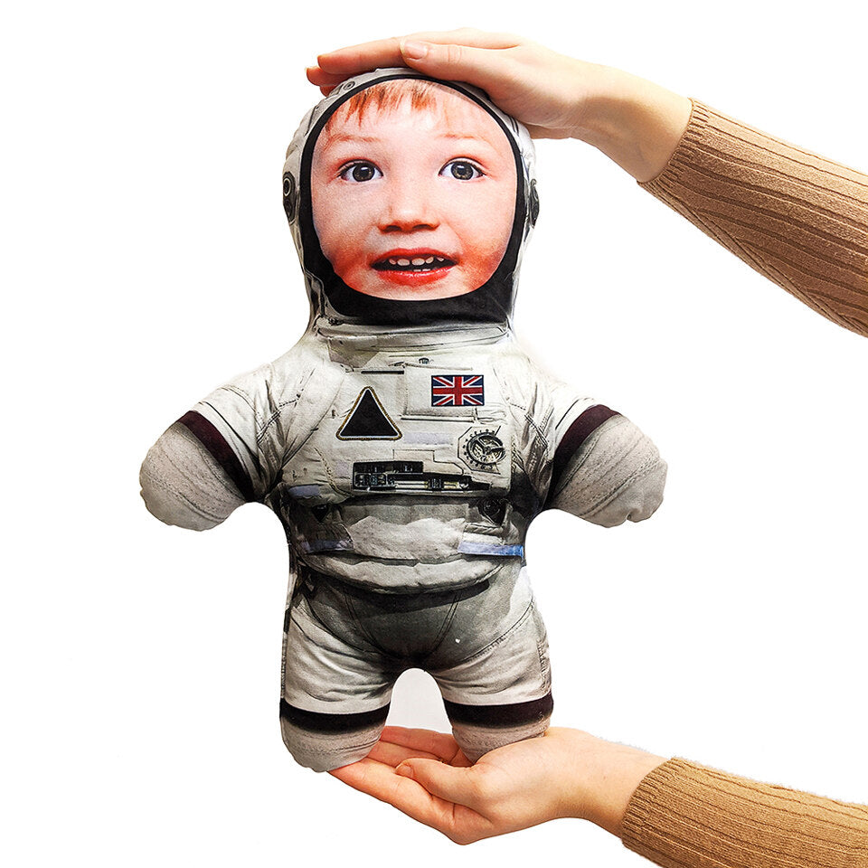 Mini Me Astronaut - Personalised Doll