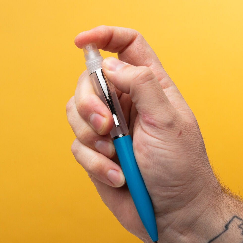 Write and Spray Hand Sanitising Pen
