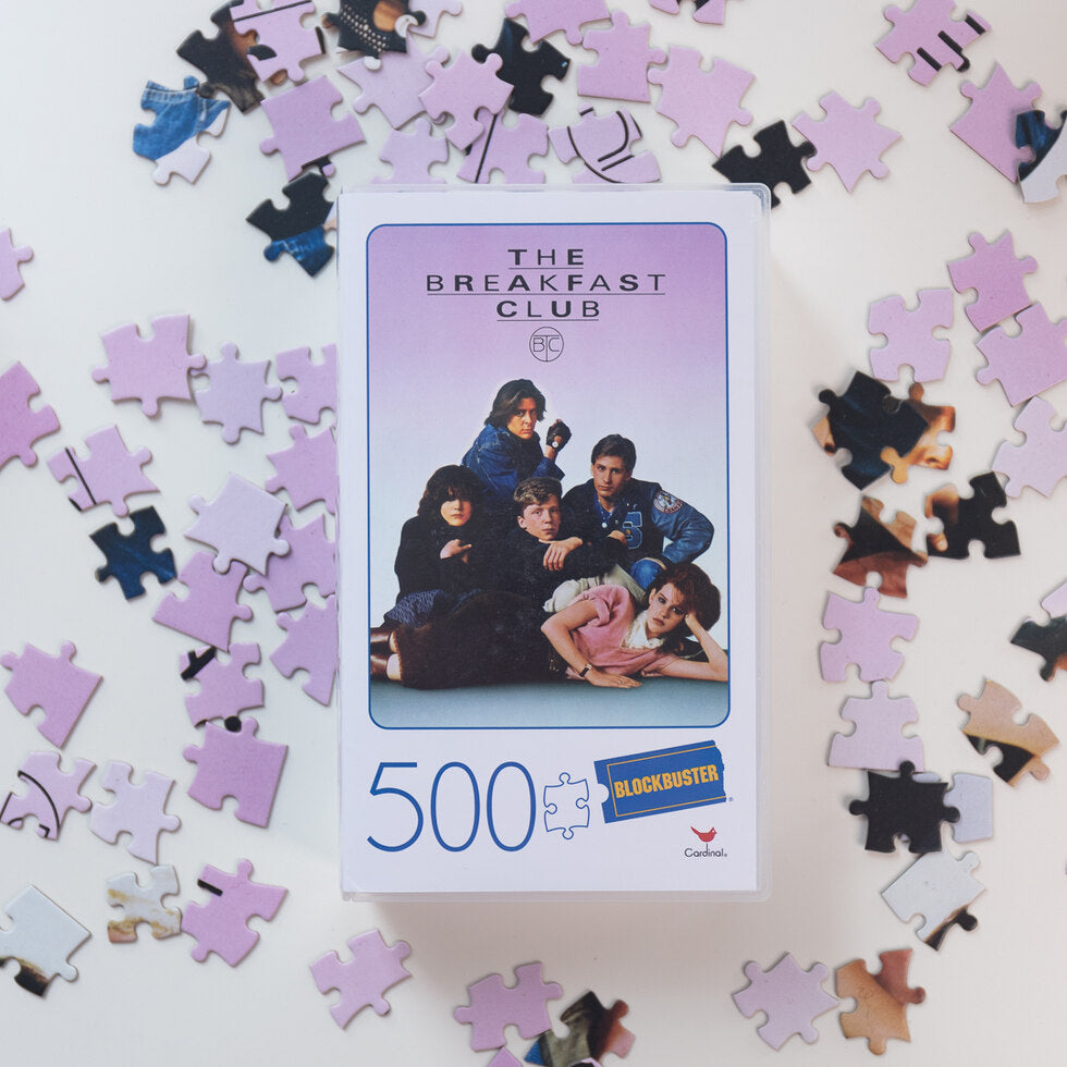 Classic Films Jigsaw Puzzles - The Breakfast Club