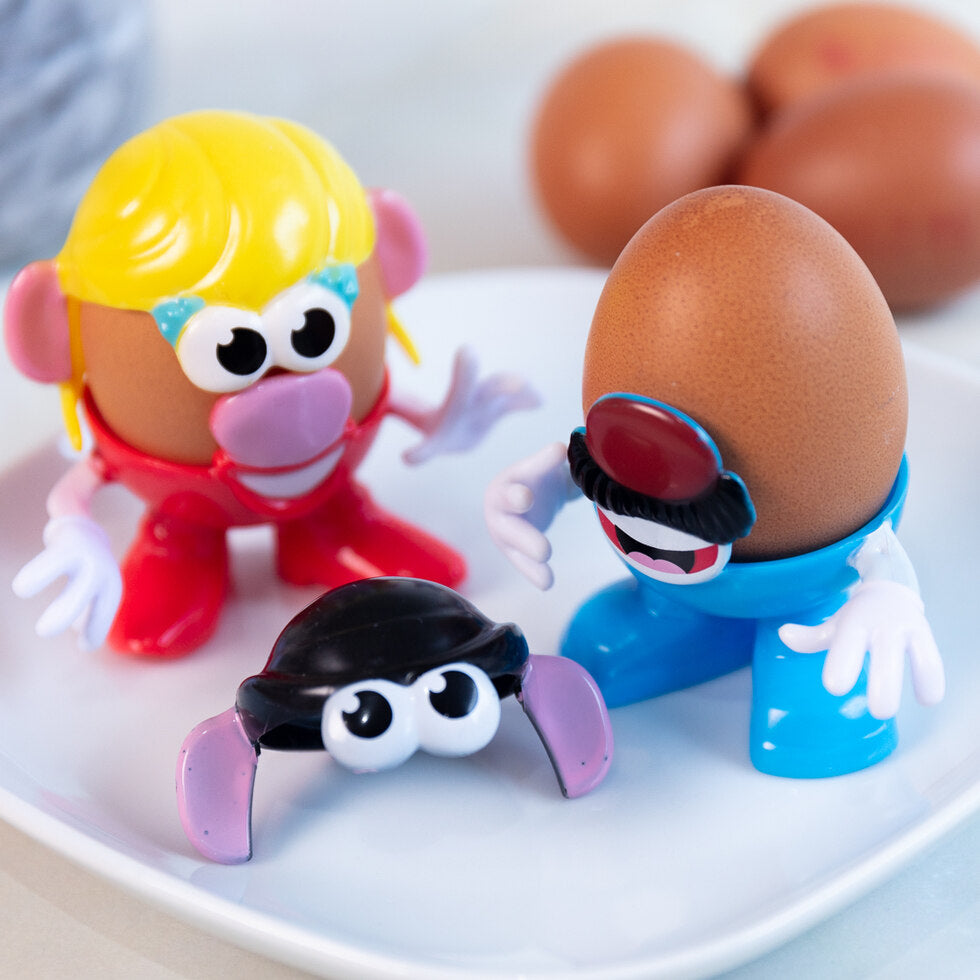 Mr & Mrs Potato Head Egg Cups