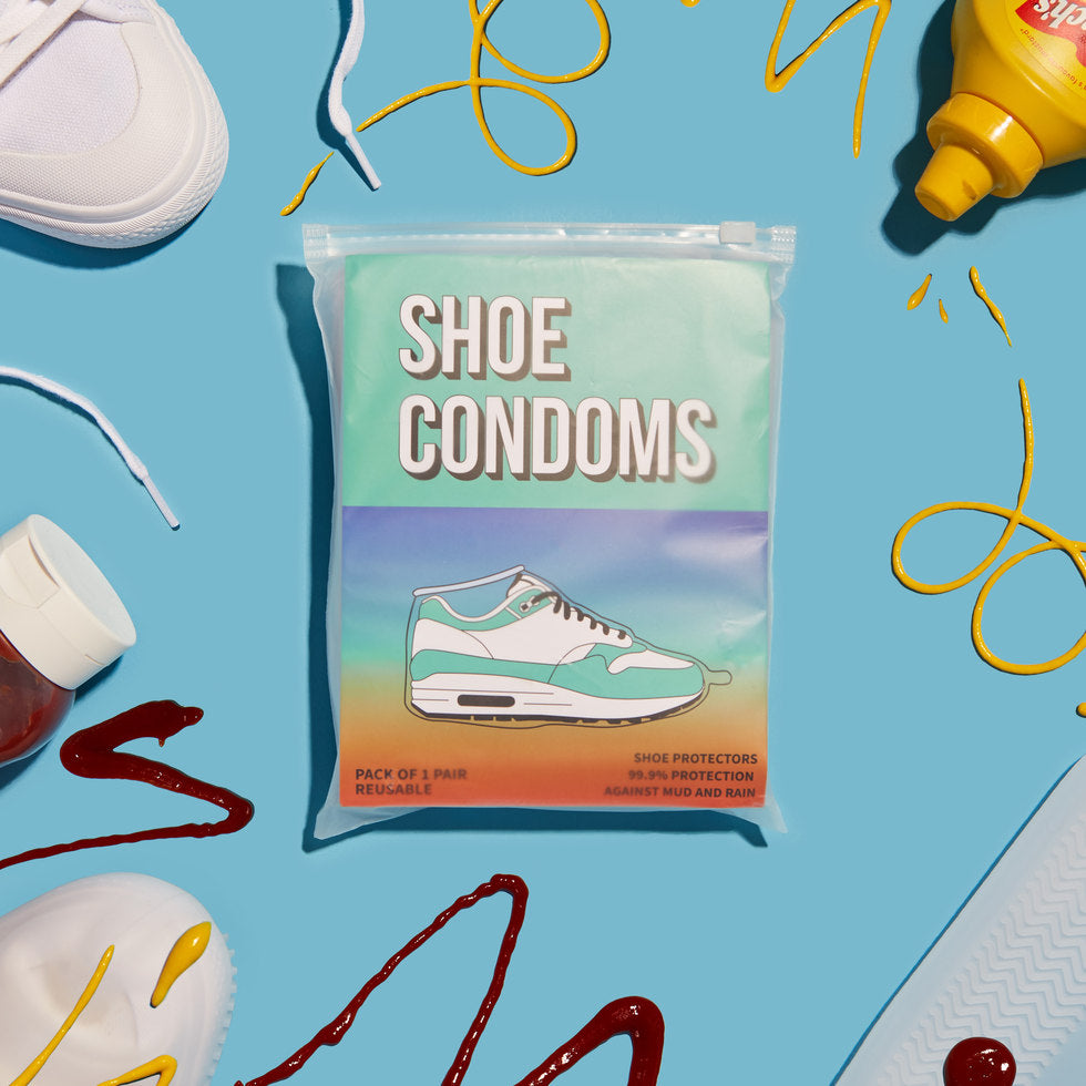 Shoe Condoms
