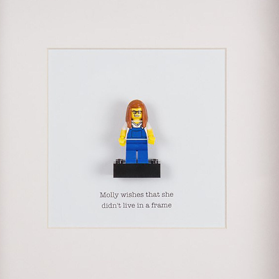Brick Yourself™ - Personalised Mini Figures - Single
