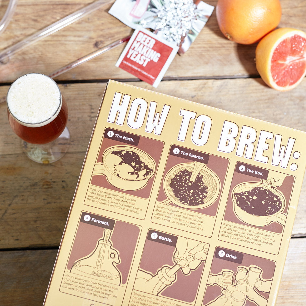 Brewdog Elvis Juice Beer Making Kit