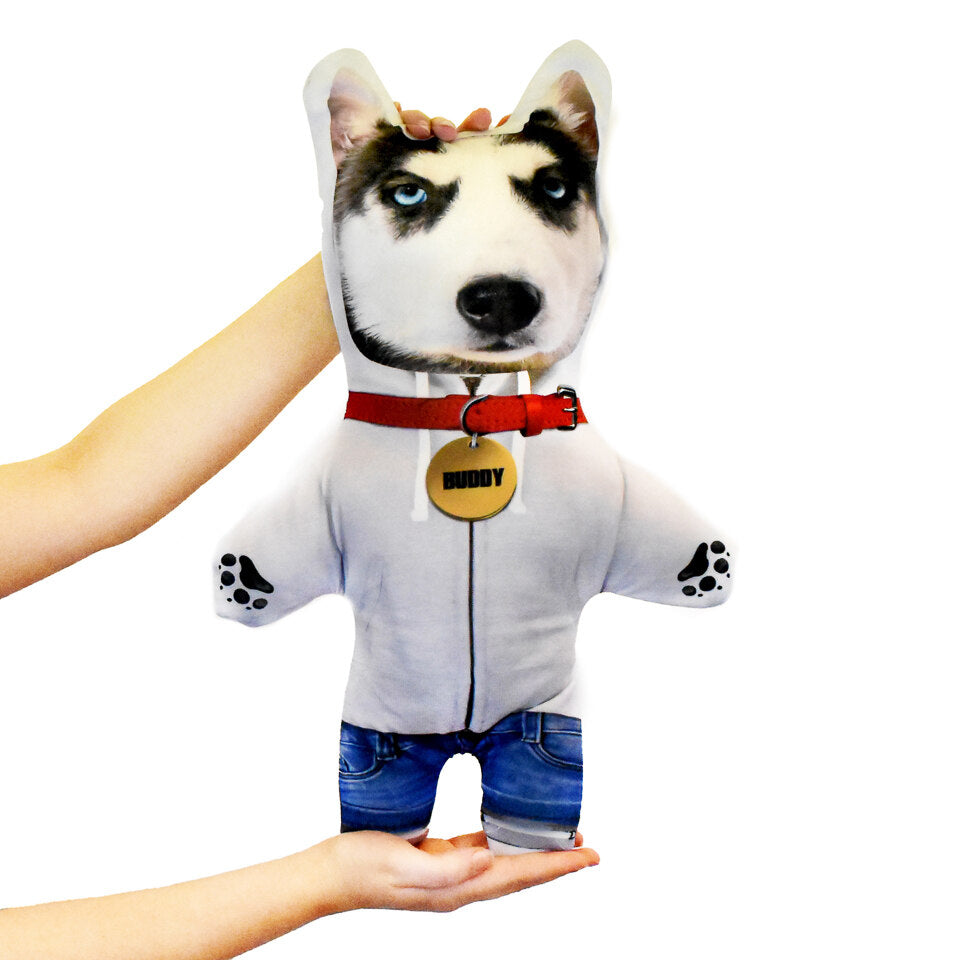 Mini Me Hoodie Dog - Personalised Doll