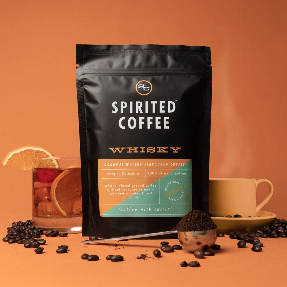 Spirited Coffee - Whisky