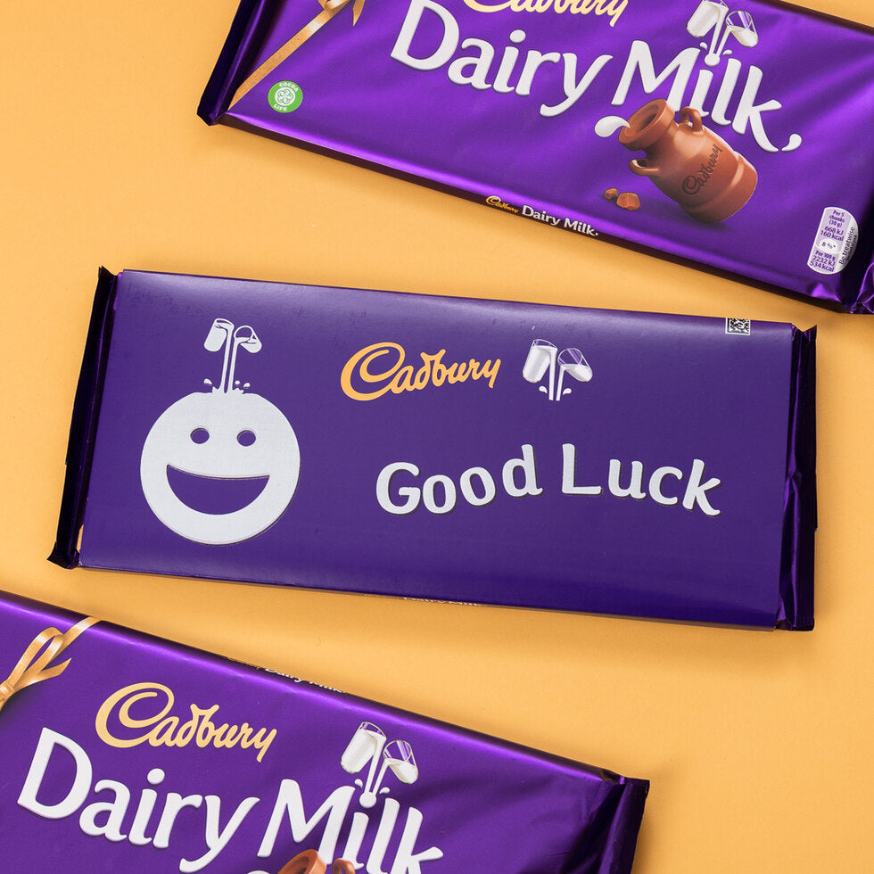 Personalised Cadburys Dairy Milk 360g