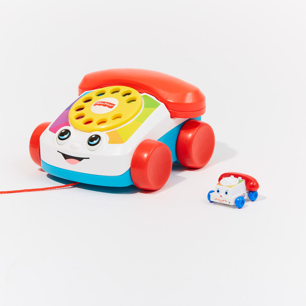 World's Smallest Fisher Price Chatter Phone
