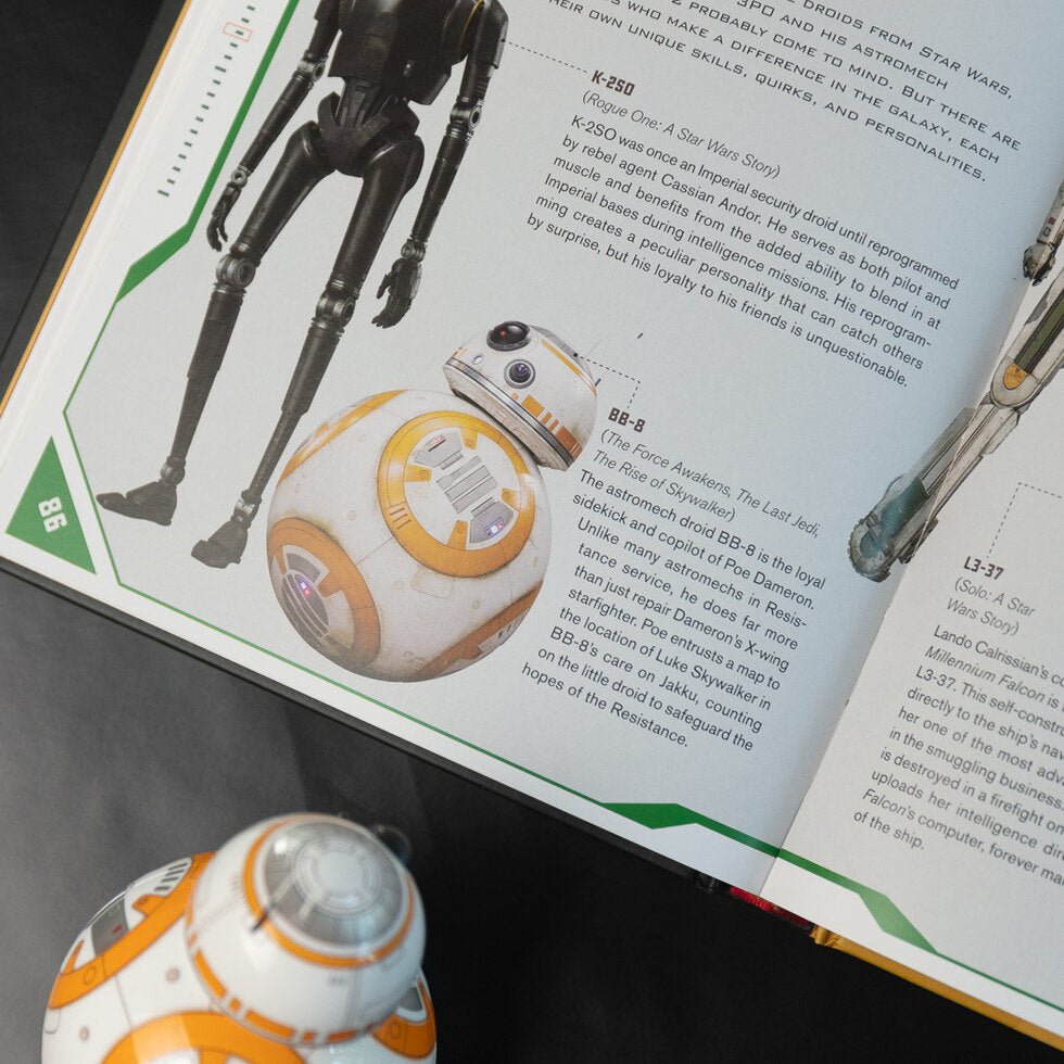 Star Wars Book of Lists