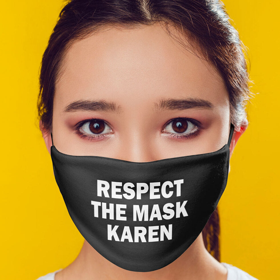 Firebox™ Reusable Face Masks - Karen