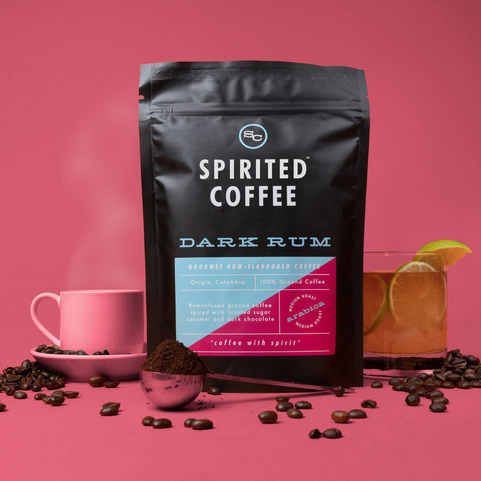 Spirited Coffee - Dark Rum