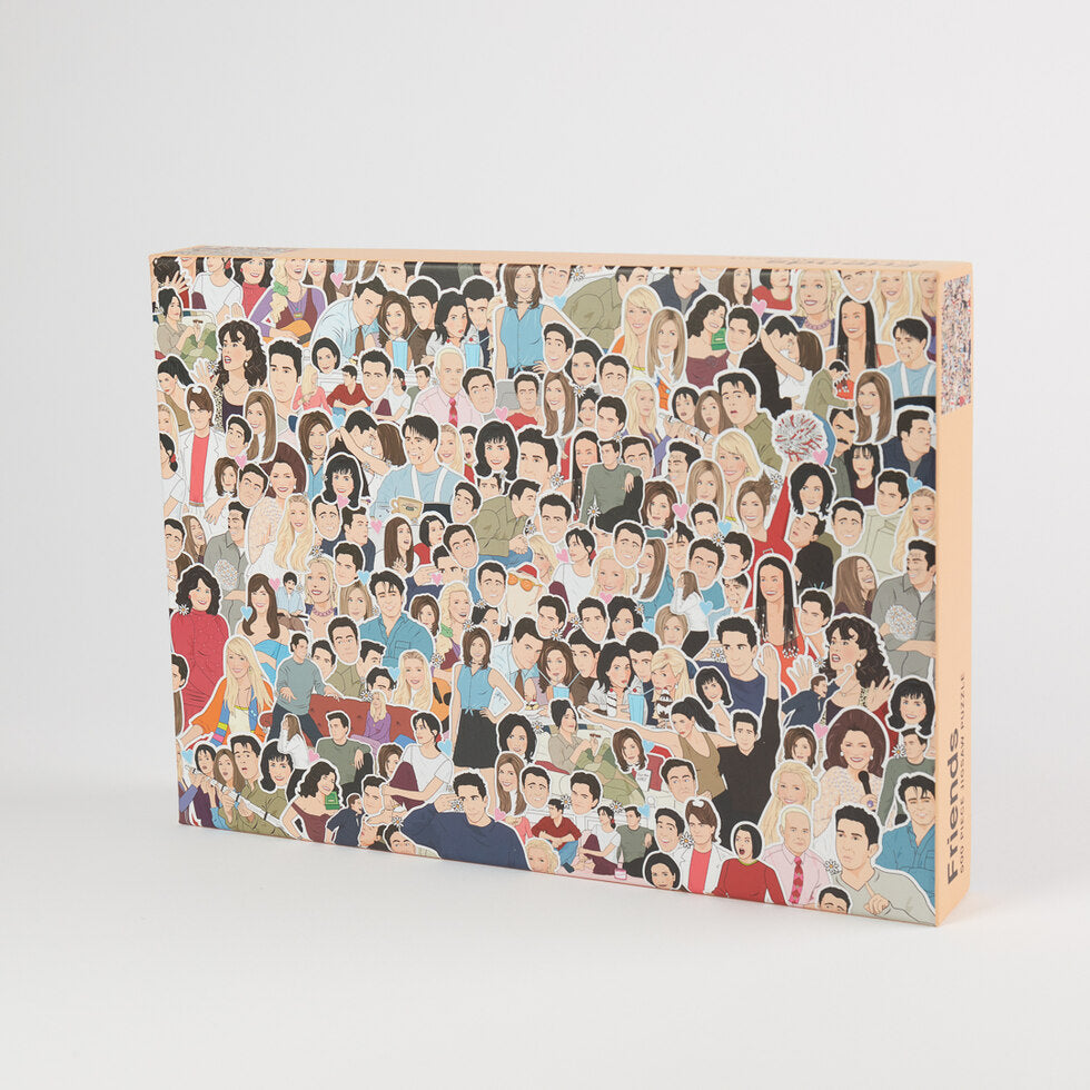 Friends Jigsaw Puzzle