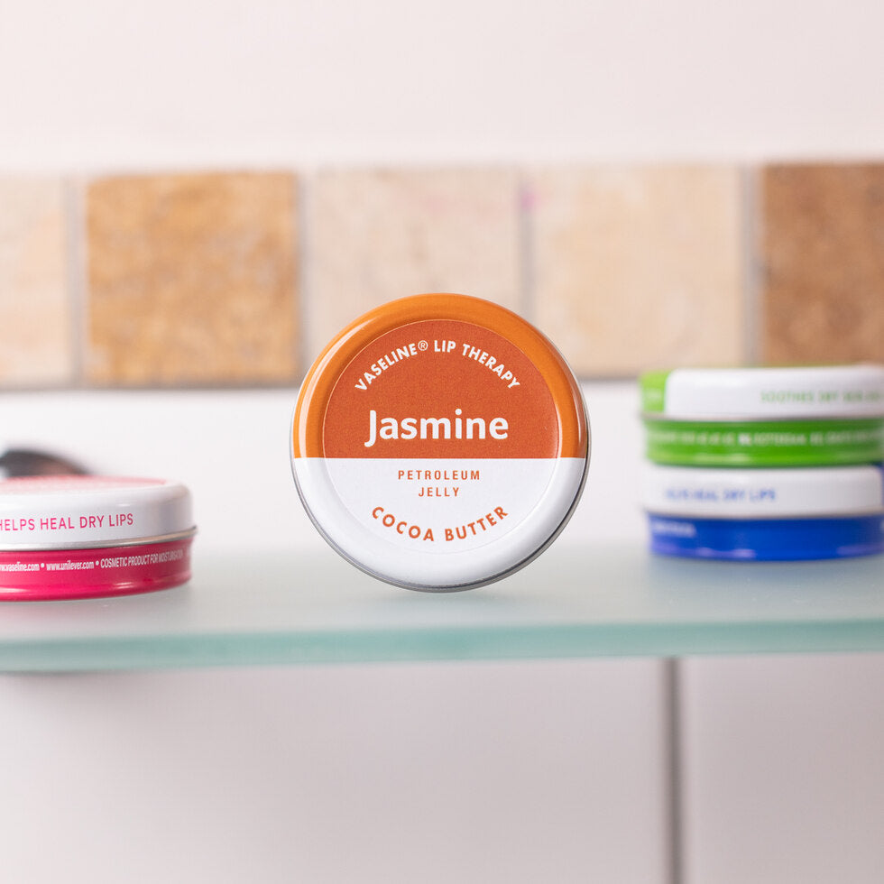 Personalised Vaseline Lip Therapy Tin - Cocoa Butter