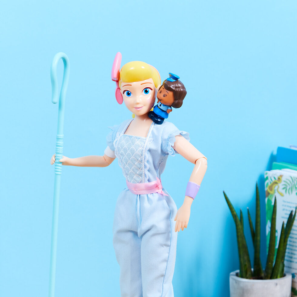 Bo Peep and Giggle McDimples Interactive Talking Friends
