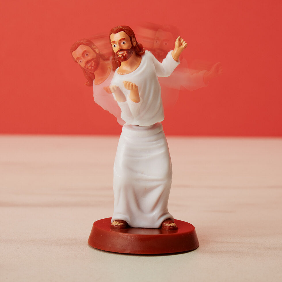 Worlds Smallest Dancing Jesus