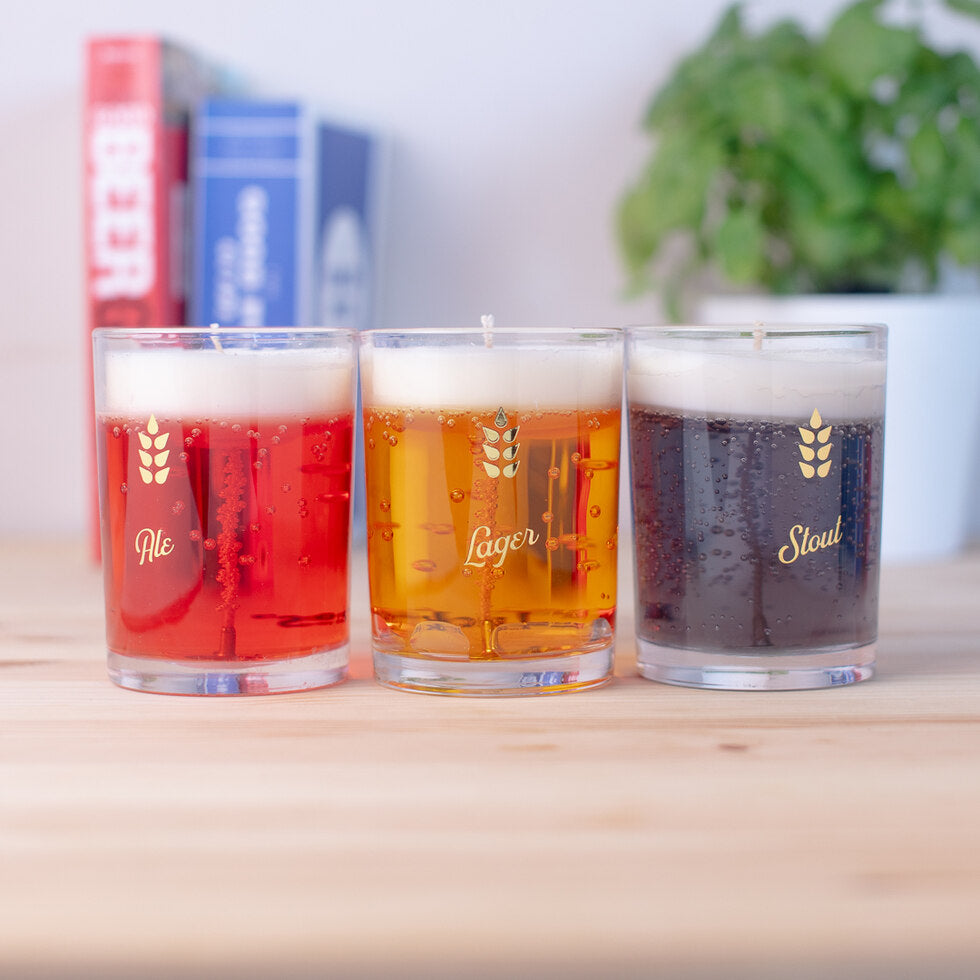 Beer Candles