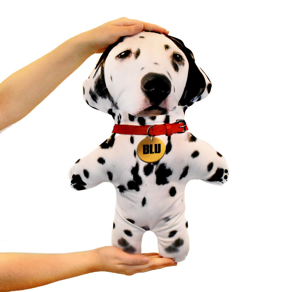 Pet Mini Me Dalmatian - Personalised Doll