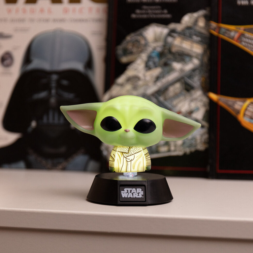 Baby Yoda Icon Light