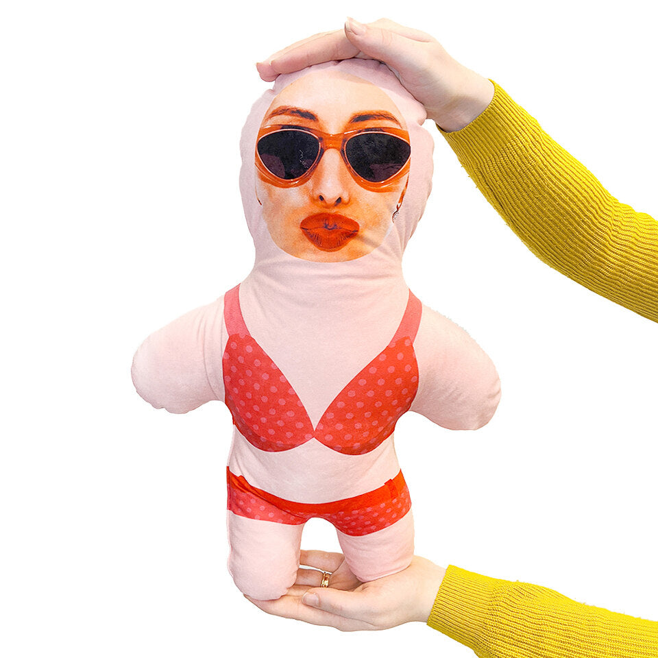 Mini Me Bikini - Personalised Doll