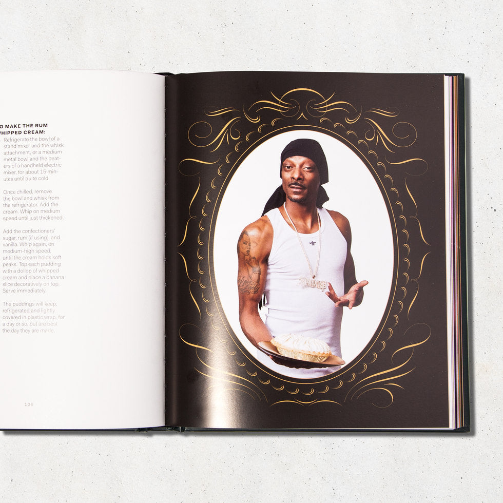 From Crook to Cook - the Snoop Dogg Cookbook